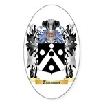 Timmons Sticker (Oval 50 pk)