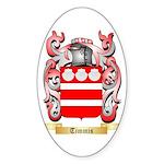 Timmis Sticker (Oval)