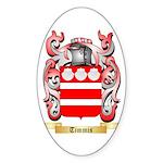 Timmis Sticker (Oval 50 pk)