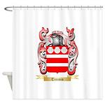 Timmis Shower Curtain