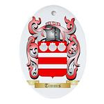 Timmis Oval Ornament