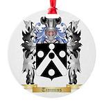 Timmins Round Ornament