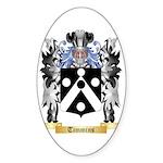 Timmins Sticker (Oval 10 pk)