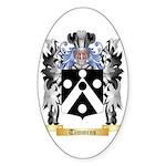 Timmins Sticker (Oval 50 pk)