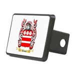 Times Rectangular Hitch Cover