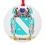 Tillson Round Ornament