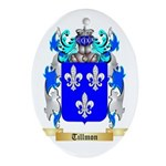 Tillmon Oval Ornament