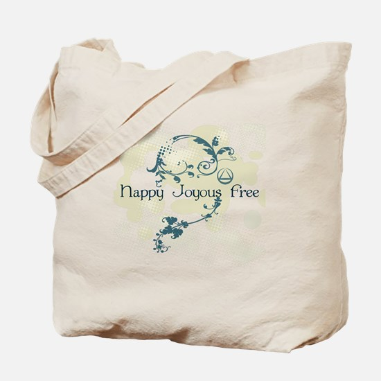 Funny Recovery Tote Bag
