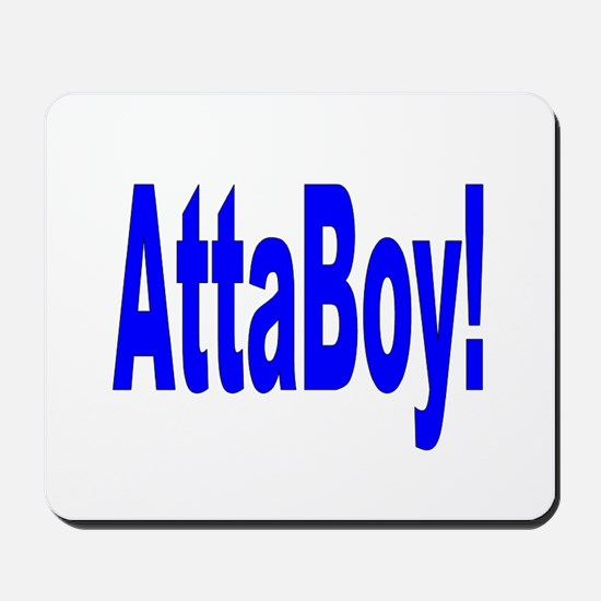 AttaBoy Store Mousepad