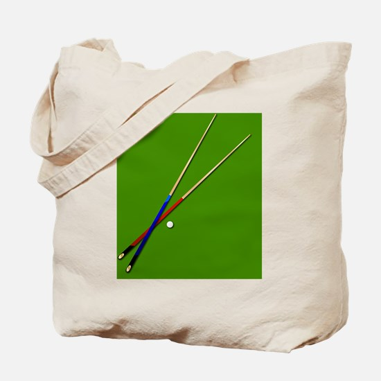 Unique Snooker Tote Bag