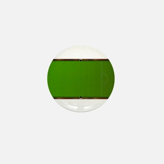 Snooker Table Markings Mini Button