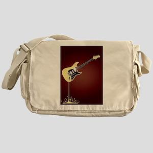Fluid Guitar Messenger Bag