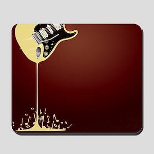 Fluid Guitar Mousepad