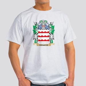 Vasquez Coat of Arms - Family Crest T-Shirt