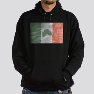 Irish SIlk Flag Hoodie (dark)