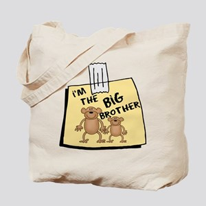 I'm The Big Brother NOTE Tote Bag