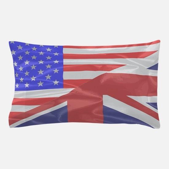 Cute Irish american Pillow Case