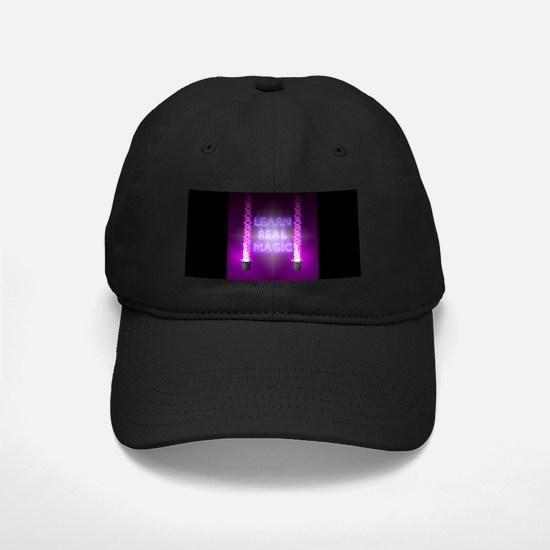 Learn Real Magic Baseball Hat
