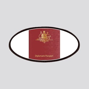 Australian Diplomatic Passport Patch