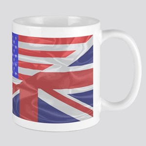 Union Jack and Stars and Stripes Mugs