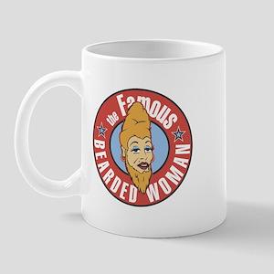 Bearded Woman Mug