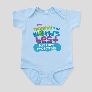 History Professor Gift for Kids Infant Bodysuit