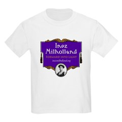 Kids T-Shirt With Oval