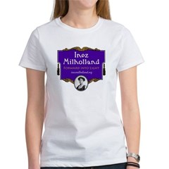 Women's T-Shirt With Oval