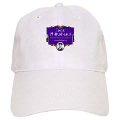 Baseball Cap With Oval