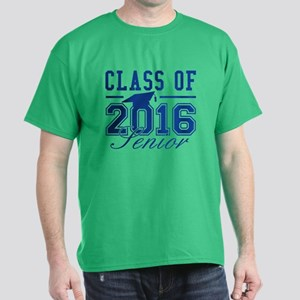 Class Of 2016 Senior Dark T-Shirt