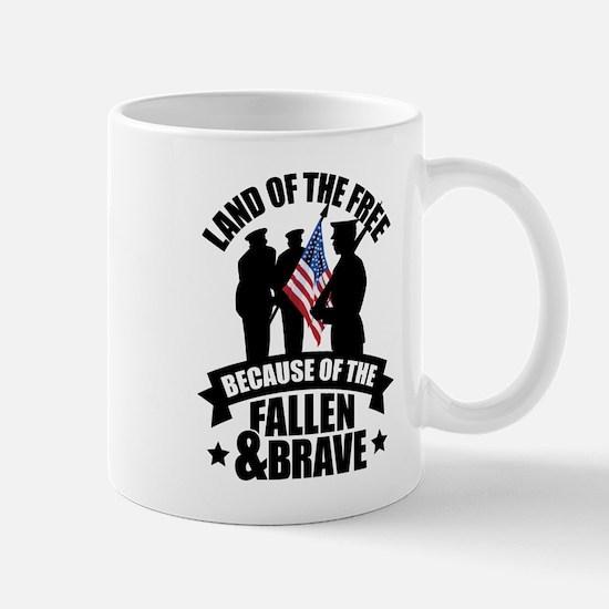 Fallen & Brave Mug