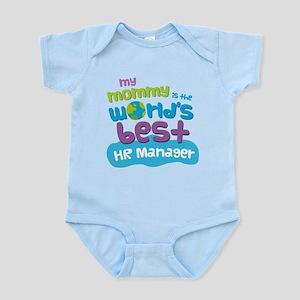 HR Manager Gift for Kids Infant Bodysuit