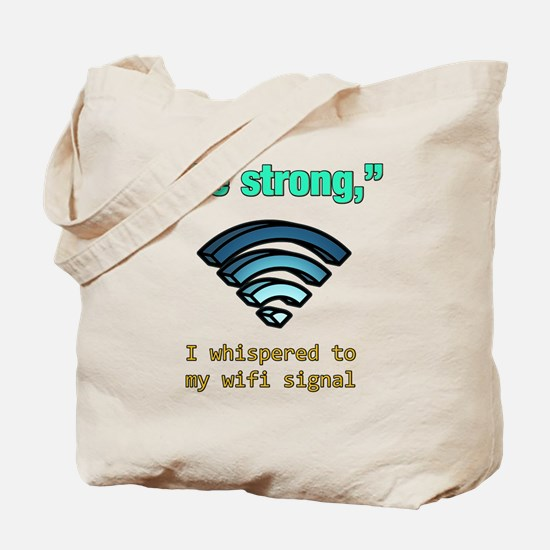 Cute Connect Tote Bag