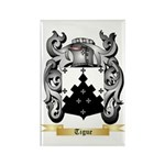 Tigue Rectangle Magnet (100 pack)