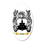 Tighe 35x21 Oval Wall Decal