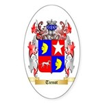 Tienot Sticker (Oval 50 pk)