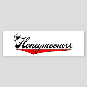 The Honeymooners Bumper Sticker