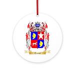 Tienot Round Ornament