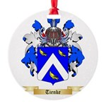 Tienke Round Ornament