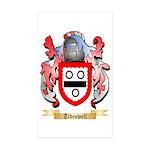 Tideswell Sticker (Rectangle 50 pk)