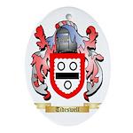Tideswell Oval Ornament