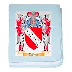 Tidbury baby blanket