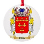 Tibble Round Ornament