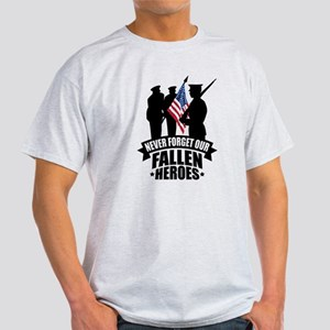 Never Forget Fallen Light T-Shirt