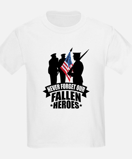 Never Forget Fallen T-Shirt