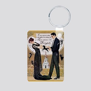 Fairytale Aluminum Photo Keychain Keychains