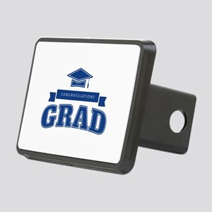 Congratulations Grad Rectangular Hitch Cover