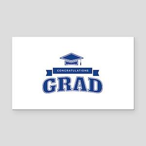 Congratulations Grad Rectangle Car Magnet