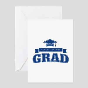 Congratulations Grad Greeting Card