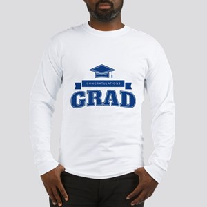 Congratulations Grad Long Sleeve T-Shirt